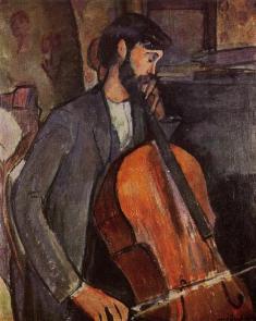 The Cellist OriginalModig
